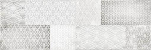 Декор Atlas серый AT2S091
