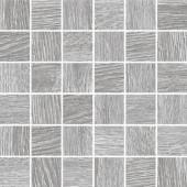 Декор Woodhouse мозаика серый WS6O096