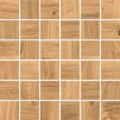 Декор Woodhouse мозаика коричневый WS6O116
