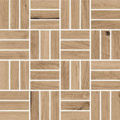 Декор Woodhouse мозаика темно-бежевый WS6O156