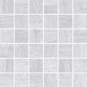 Декор Woodhouse мозаика светло-серый WS6O526