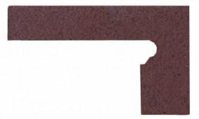Декор напольный плинтус угловой Onix Zanguin R Fiorentino 40x25